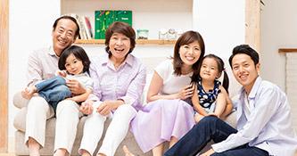 家族全員が笑顔になるモノ